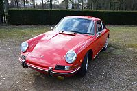 911 2.0 Short wheelbase - 1968