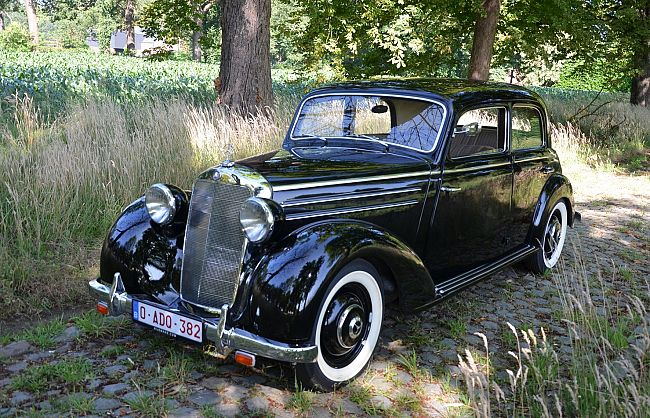 170 DS - W191 - 1953 - Zeer goede orginele staat
